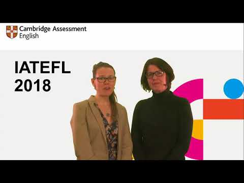 IATEFL 2018: Feedback and motivation for young learners