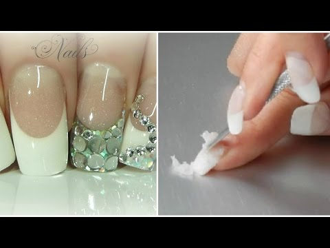 Diy How To Remove Acrylic Nails At Home
