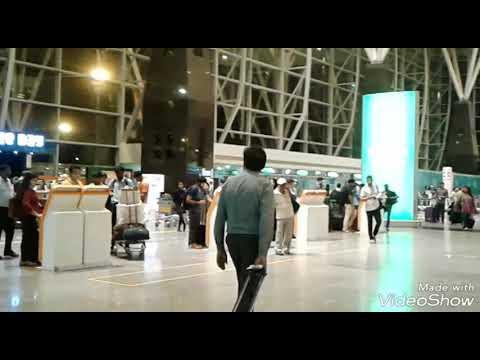 Inside View Of Bengaluru Kempegowda International Airport