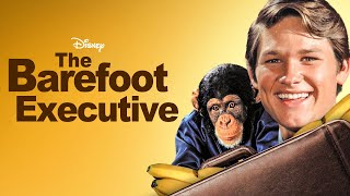 Kurt Russell and a Chimpanzee in Disney's Barefoot Executive - Rental Reviews