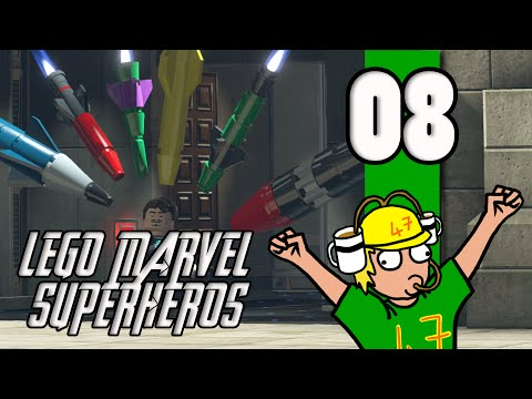 E8 - Stark Naked - LEGO Marvel Super Heroes with crazyman47