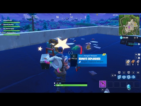 Fortnite l PC l LIVE l SPLEEF IN FORTNITE???
