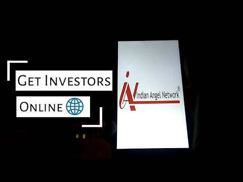 How to get Investors👔 for your Startup Idea Online?(Hindi)