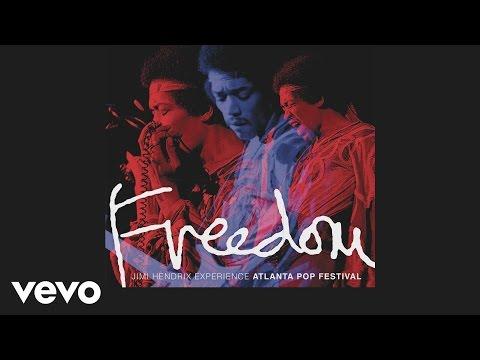 The Jimi Hendrix Experience - Stone Free (Live at the Atlanta Pop Festival) (Audio)