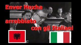 Enver Hoxha per italinet