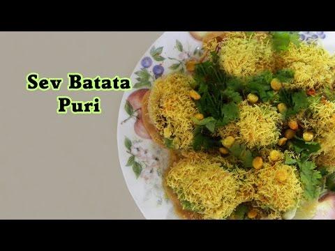 Recipe - Sev Batata Puri