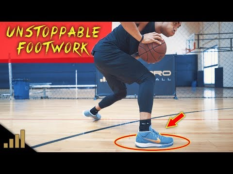 How to: UNSTOPPABLE Basketball Footwork to Beat Your Defender EVERY TIME!!