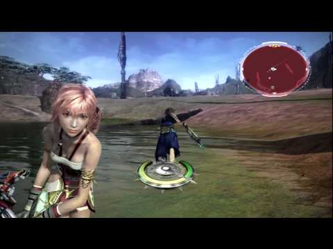 Final Fantasy XIII-2 how to open the Archylte Steppe gate