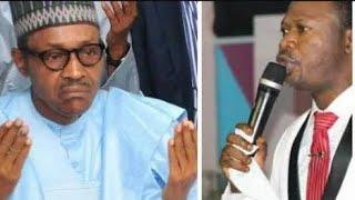 Prophet Joshua Igninla warns Buhari seriously