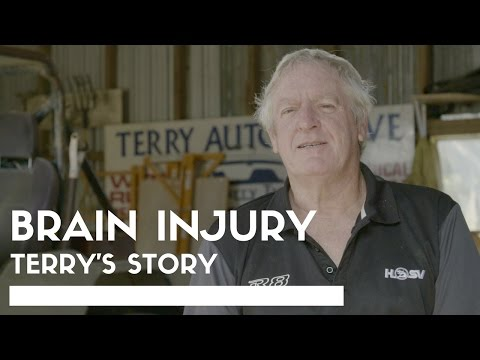 Surviving Traumatic Brain Injury - Terry's Story