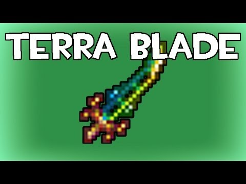 Terraria - How to Get the Terra Blade + Review