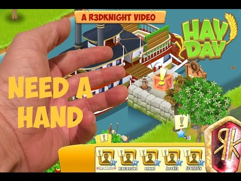 Hay Day - A Helping Hand