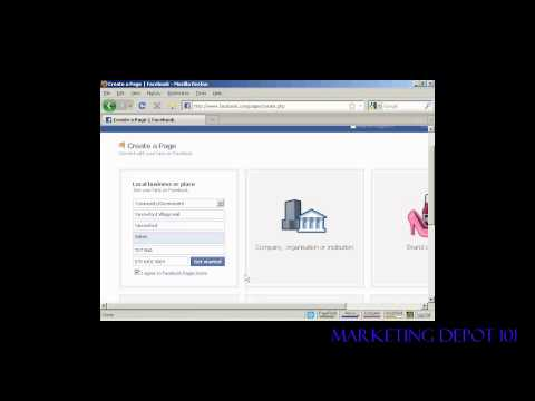 How To Create Your Own Facebook Fan Page