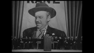 Citizen Kane - Speech [HD 1080p]
