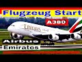 Download Airplane takeoff from Emirates Airbus A380 MP3,3GP,MP4