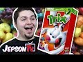 Download Video Download Literally Eating Trix Cereal for 1 Hour — Jepson TV 3GP MP4 FLV