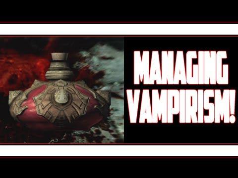 Skyrim - The EASIEST Way To Maintain Vampirism