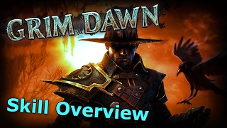 Grim Dawn Witch Hunter Build - Phantasmal Blades - PakVim