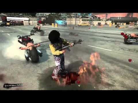 Dead Rising 3 Motorbike Glitch