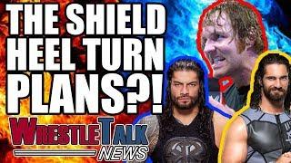 HEEL TURN Planned For Shield Break-Up?! | WrestleTalk News Oct. 2017
