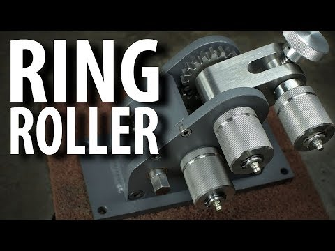 The Rollenator! (Ring Roller Build)