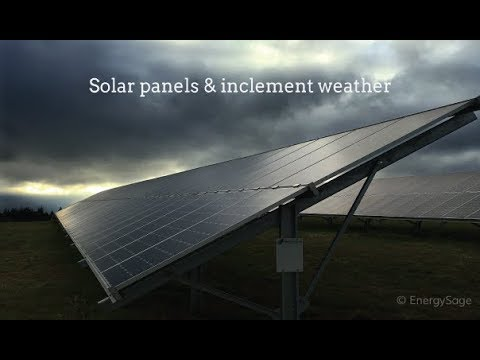 Is Solar Energy Alone Enough?