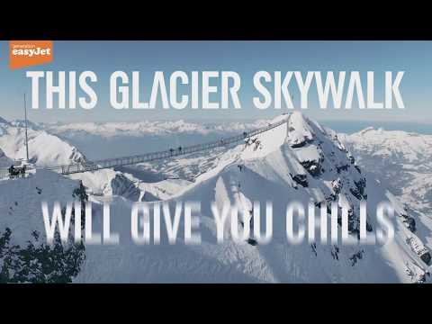 Switzerland guide - Vaud's glacier skywalk