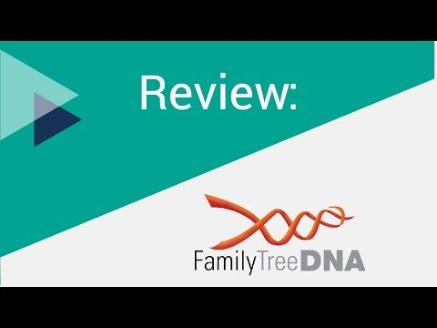 FamilyTree: Use DNA Testing to Find the Secrets of Your Ethnic Makeup