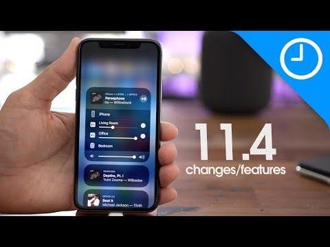 New iOS 11.4 beta 1 features / changes! [9to5Mac]