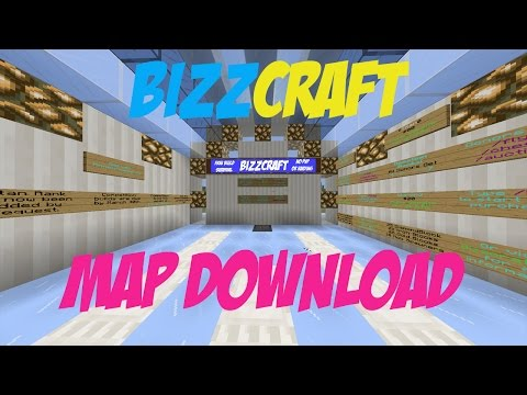 BizzCraft Map Download