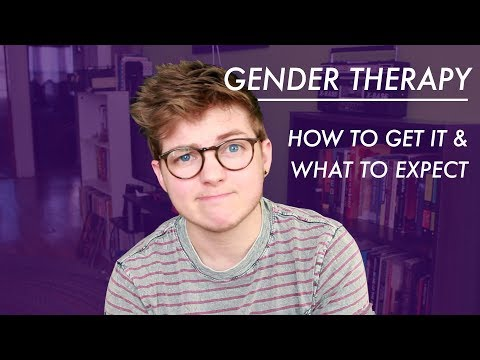 How To Get a Gender Therapist