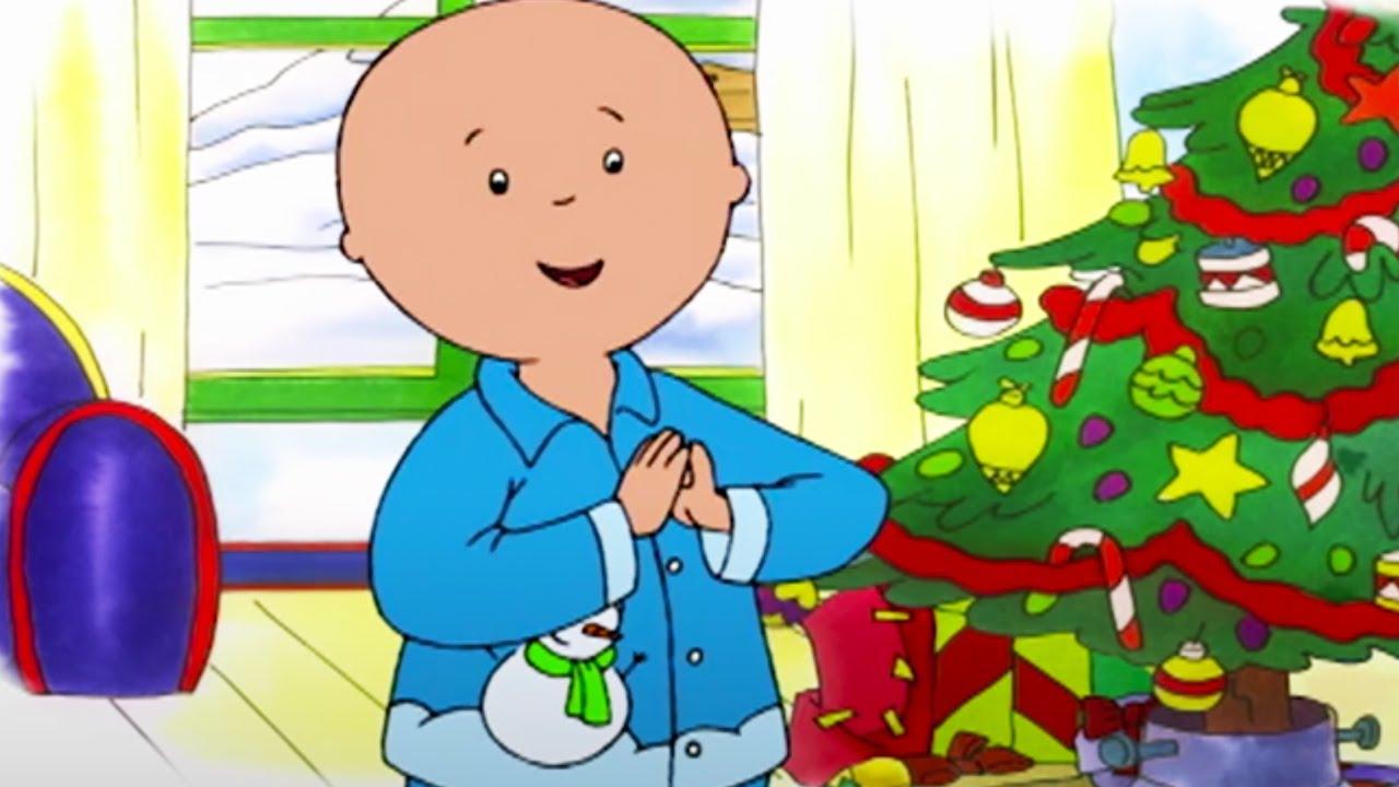 Weihnachten und Neujahr mit Caillou | Caillou auf Deutsch