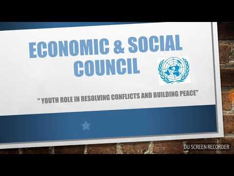 AMUN 2017 ECOSOC