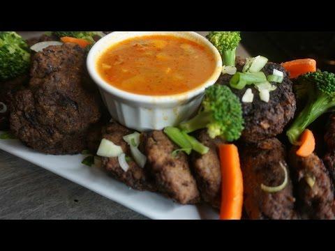 Caribbean Meatballs & Gravy- Guyanese Style