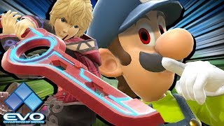 THE MOST UNLUCKY SHULK IN TOURNAMENT!!   EVO 2019 Top 64 Highlights ft. Tweek, MKLeo, and More!!
