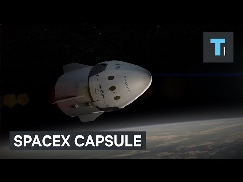SpaceX Will Use This Capsule To Slingshot 2 Civilians Around The Moon