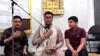 Jashn-e-Wiladat Bibi Fatima Zehra S.A. 2017 (New Manqabat)_HD