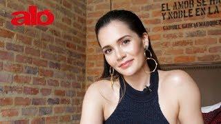 Lina Tejeiro habla de su vida, su gran amor y sus proyectos para el 2018   Aló