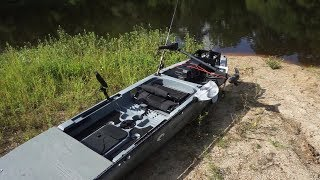 Assembly Manual: Apollo Modular Kayak by Point 65