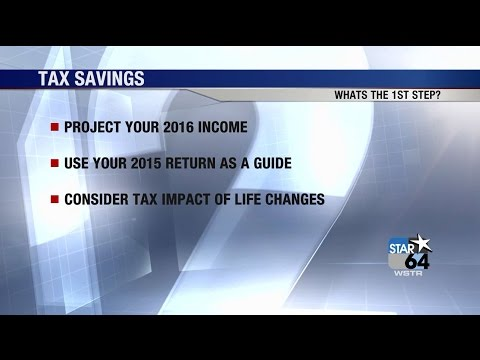 CPA offers tips on saving money during tax season