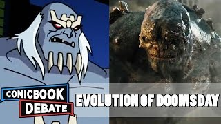Evolution of Doomsday in Cartoons, Movies & TV in 6 Minutes (2017)