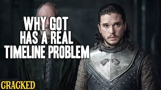 Why Game of Thrones Has A Real Timeline Problem: Episode 3 - The  Queen