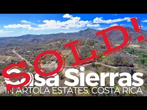 *** SOLD *** Casa Sierras – Artola Estates, Costa Rica