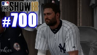 700TH EPISODE SPECIAL! | MLB The Show 18 | Road to the Show #700
