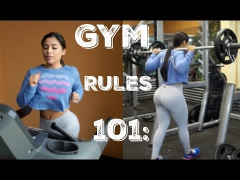 Gym Rules 101 | Get Fit With Vice