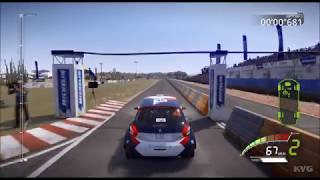WRC 7 - Rally Guanajuato Mexico (Autodromo de Leon) - Gameplay (PC HD) [1080p60FPS]