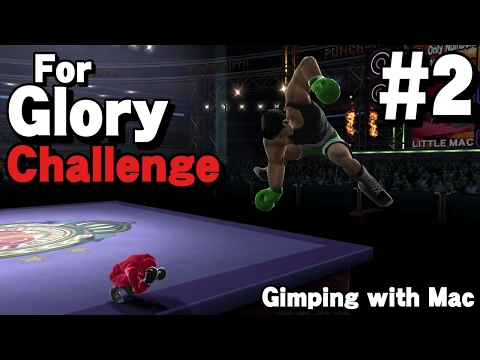 Gimping with Mac - For Glory Challenge #2