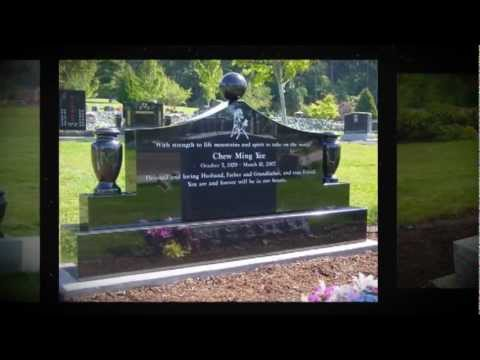 Grave Markers & Monuments Victoria BC | British Columbia Headstones