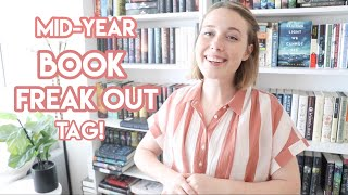 Mid Year Freak Out Book Tag!