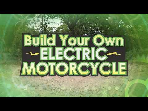 1 Build Your Own Electric Motorcycle - FULL - 1 Intro and Overview